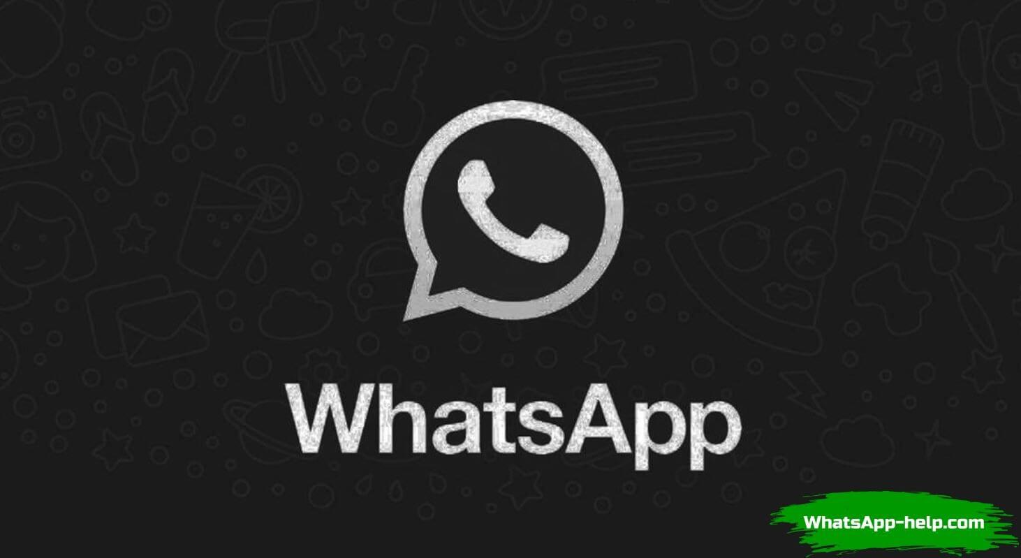 WhatsApp funktioniert nicht auf dem Computer: weißer oder
