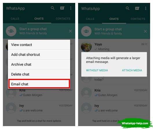как отследить переписку в whatsapp с другого телефона без доступа к нему