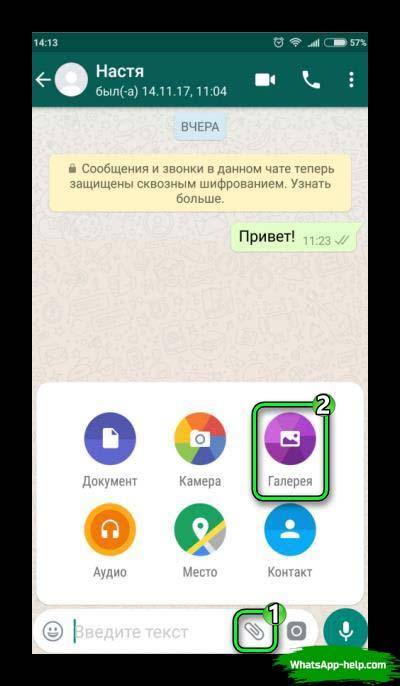 whatsapp как пользоваться на телефоне андроид