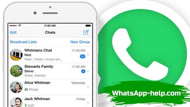 как узнать, с кем переписывается человек в Whatsapp